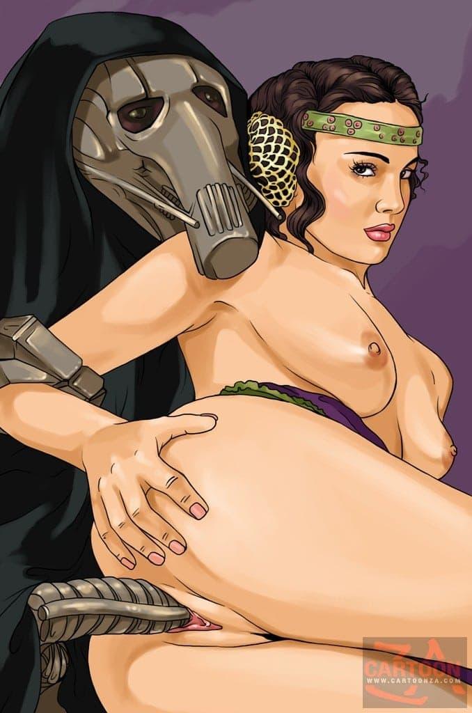 Padme Amidala Star Wars porn